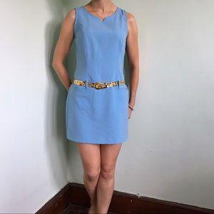 Vintage 90s Guess Mod Mini Dress
